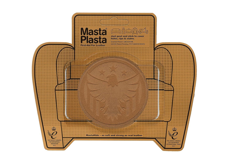 MastaPlasta New! Self-Adhesive Tan Suede Repair Patches. Choose Size/Design. First-Aid for Sofas, Car Seats, Handbags, Jackets etc MastaPlasta Ltd