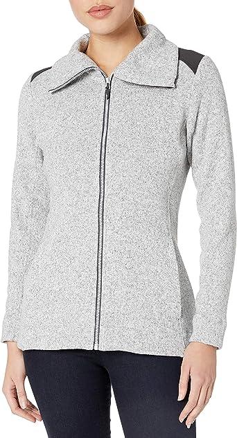 US 51732 Helly Hansen Womens Synnoeve Propile Knit Jacket Helly Hansen Private Brands