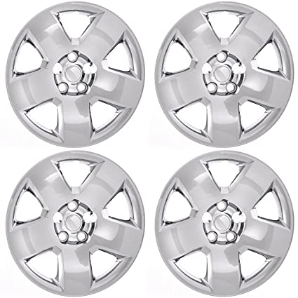 Amazon.com: CoverTrend (Set of 4) Aftermarket (BOLT ON) HUB CAPS Fits 05-11 DODGE CHARGER MAGNUM 17