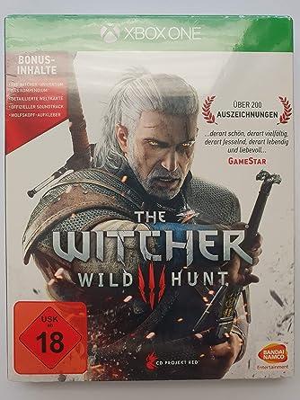 The Witcher 3: Wild Hunt - Standard - [Xbox One] [Importación ...