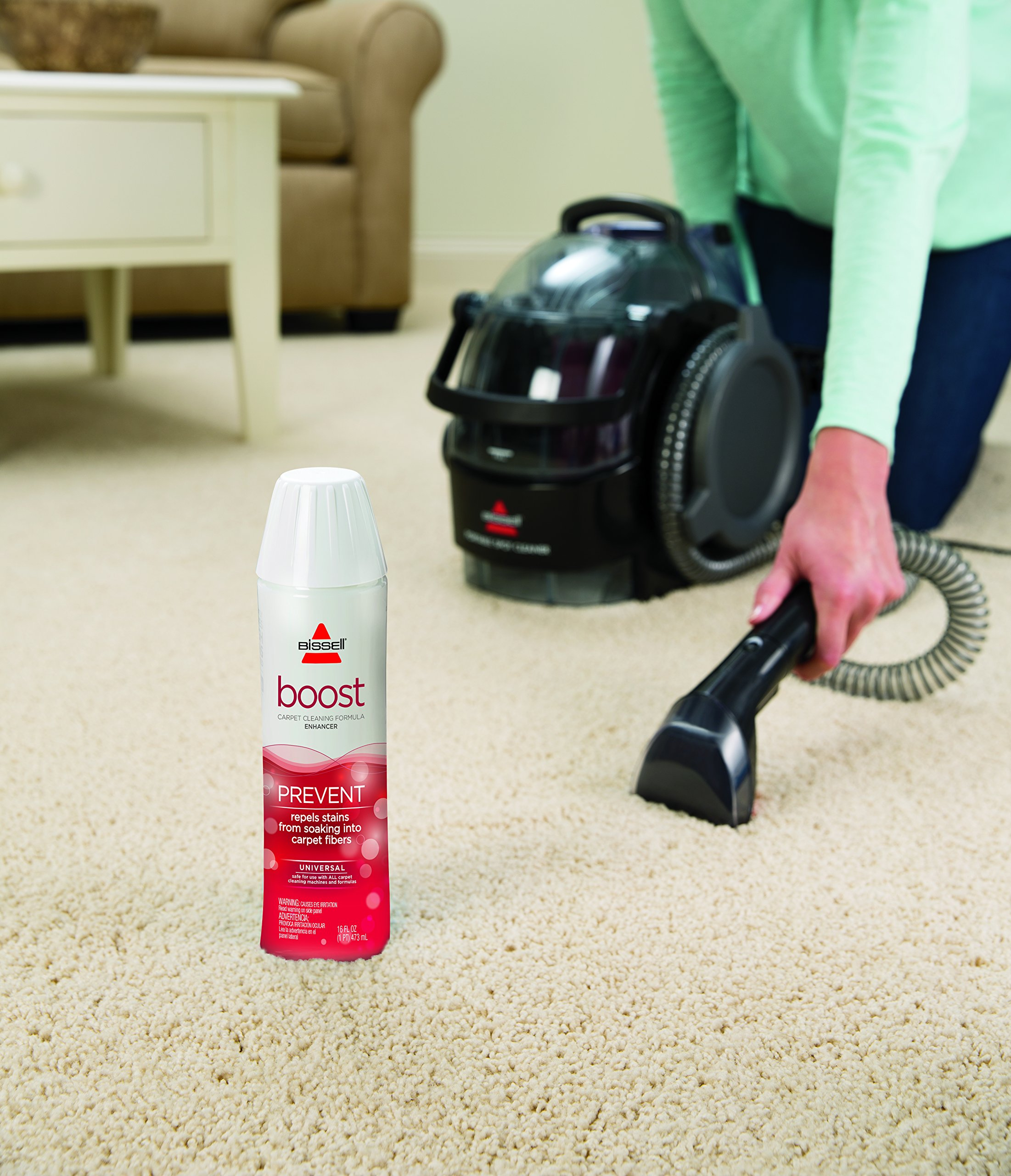 BISSELL Prevent Boost Carpet Cleaning Formula Enhancer by Bissell (Image #3)