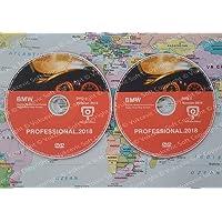 BMW Professional CCC Update DVD1+ DVD22018Radar Edition