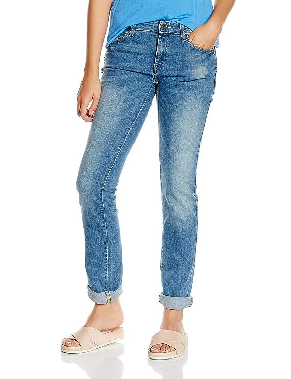 Manchester Große Online-Verkauf Verkauf Besten Preise Damen Straight Leg Jeanshose mit geradem Schnitt Esprit Billig Größte Lieferant 4uedrZ8Wt