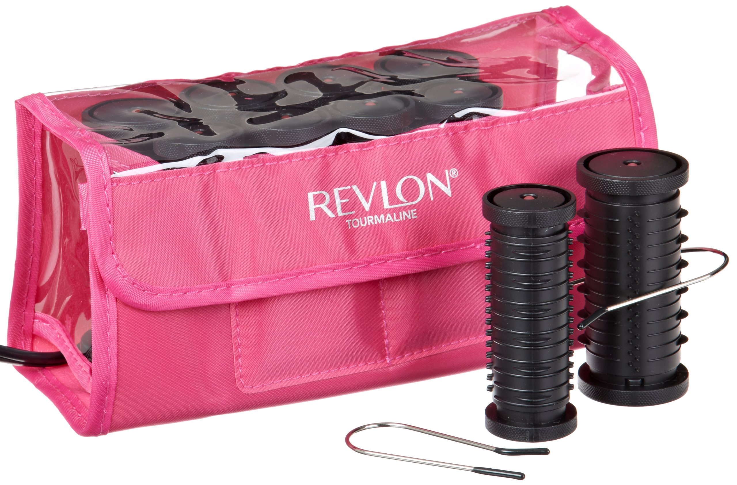 Revlon Curls-to-Go 10 Piece Travel Hot Rollers by Revlon