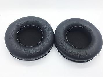 Proteínas cojín almohadillas almohadillas orejeras tazas, funda de almohada de repuesto para auriculares Razer Kraken