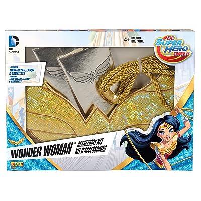 Imagine by Rubie's DC Superheroes Wonder Woman Accessory Set: Toys & Games