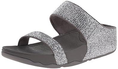 41dc1ffbd FitFlop Women s Lulu Superglitz Slide Sandal