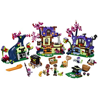 LEGO Elves - Rescate mágico del poblado de los Duendes (41185): Juguetes y juegos