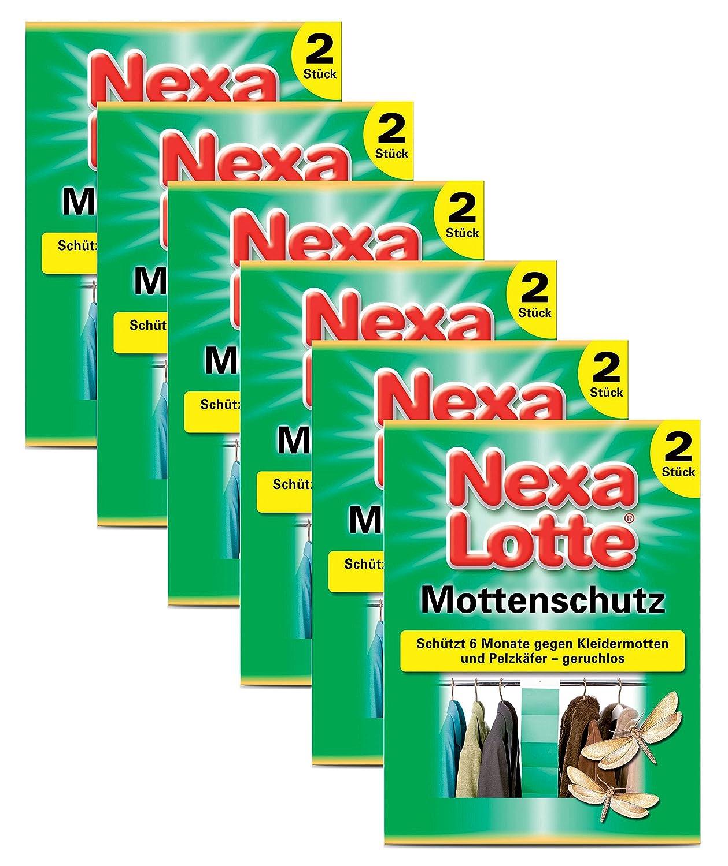 Oleander Hofmeister bajo Juego: 6 x Scotts Nexa Lotte - ® antipolillas, 2 unidades + Gratis Adelfas Hofmeister Flyer: Amazon.es: Jardín