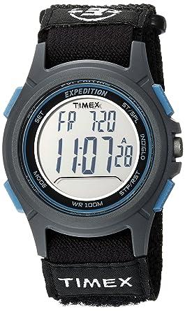 53263bcf9 Amazon.com: Timex Expedition Baseline Digital Chrono Alarm Timer ...