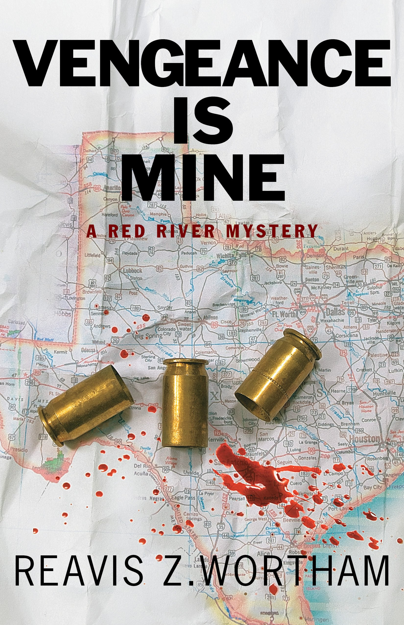 Read Online Vengeance is Mine (Red River Mysteries) ebook