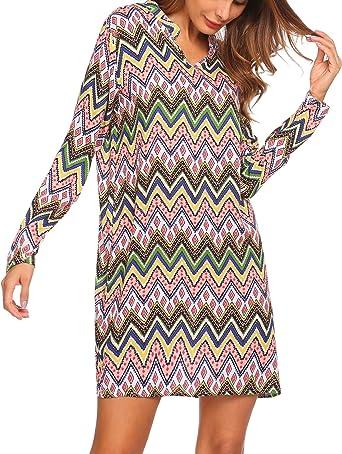 Vintage Tunic Dress