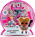 L.O.L. Surprise! Secret Message Jewelry by Horizon Group USA, DIY Jewelry