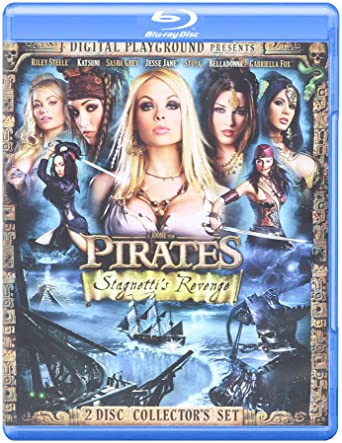 New Mti Home Video Pirates  Stagnettis Revenge Product Type Dvd Blu Ray Action Adventure