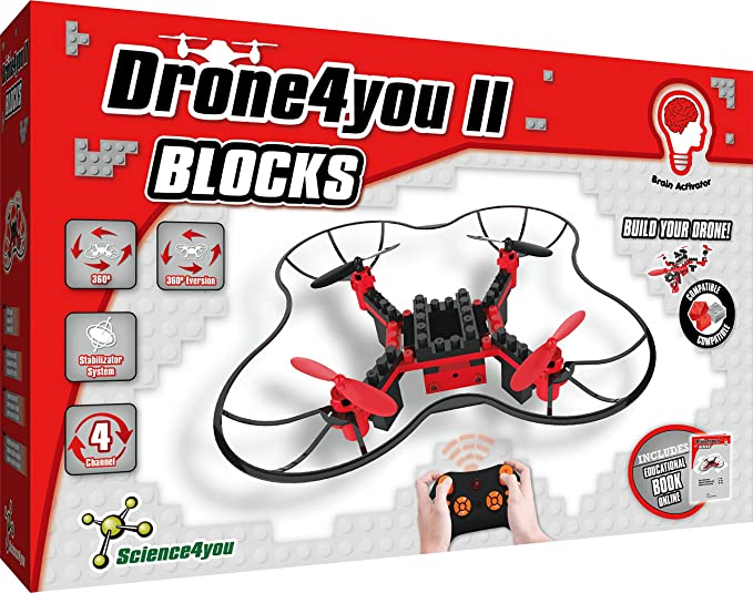 Science4you Drone4you II - Blocks