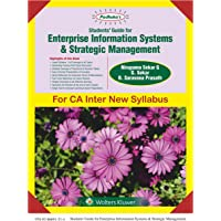 Students' Guide for Enterprise Information Systems & Strategic Management: For CA Inter New Syllabus