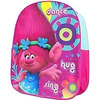 Original Trolls|DreamWorks Backpack Official LicensedPoppy;DanceHugSing