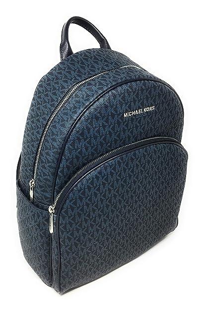 fbb5e781d Amazon.com: Michael Kors Women's Abbey Large Backpack No Size (Admiral):  Shoes