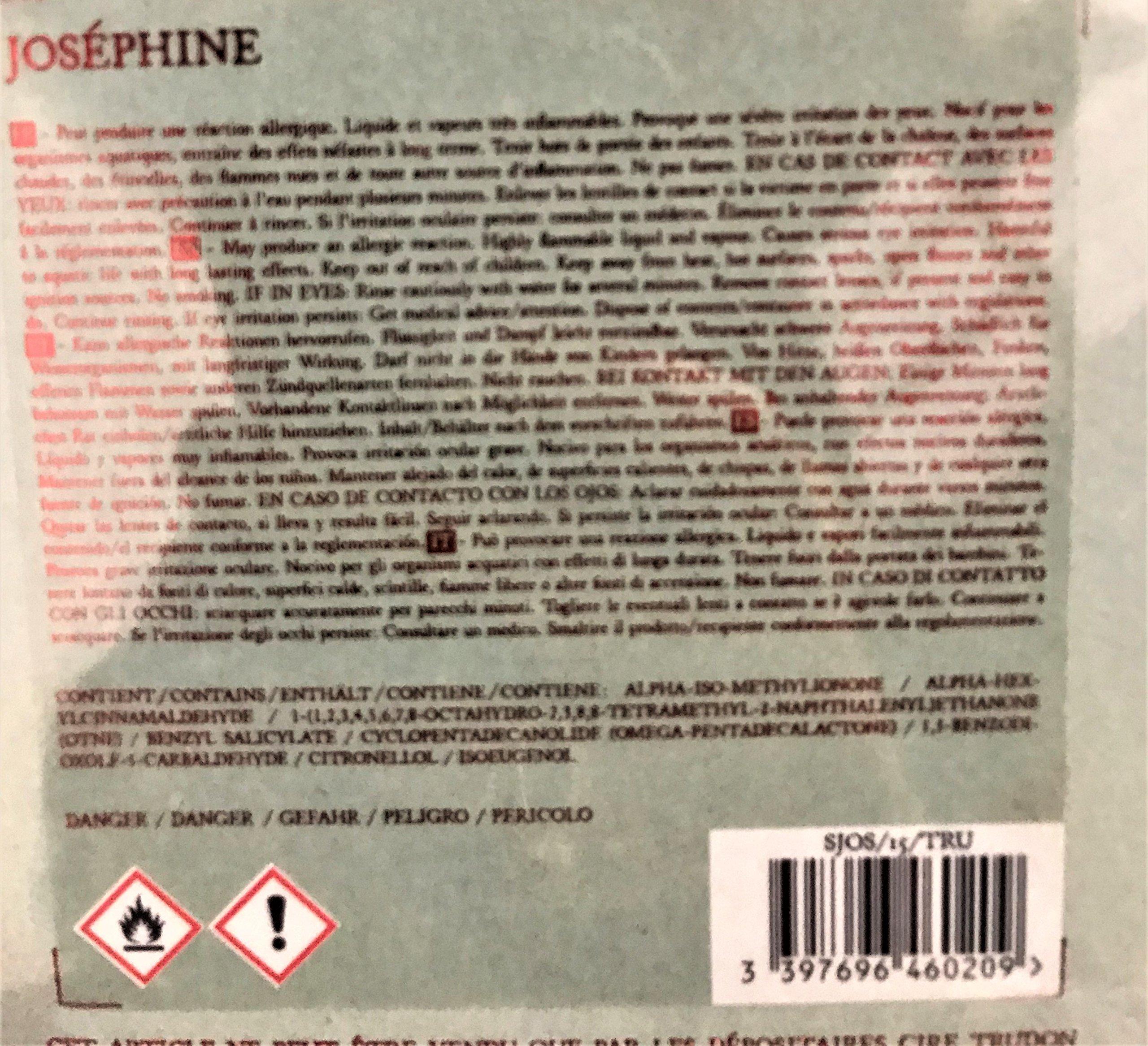 Josephine by Cire Trudon Home Fragrance 12.9 oz by Cire Trudon