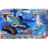 Meccano-Erector - Multimodel -15 Model Set ( 250+pieces)