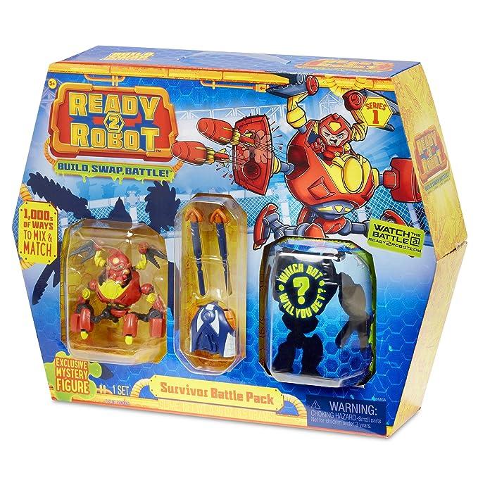 Ready2robot Battle Pack Survivor