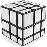 Zauberwürfel, Splaks 3x3 Silber Mirror Puzzle Beliebte Varianten