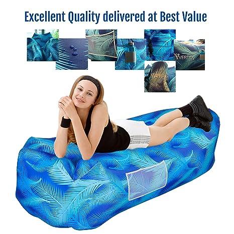 Admirable Amazon Com Verticoair Best Design Comfy Pillow While Uwap Interior Chair Design Uwaporg
