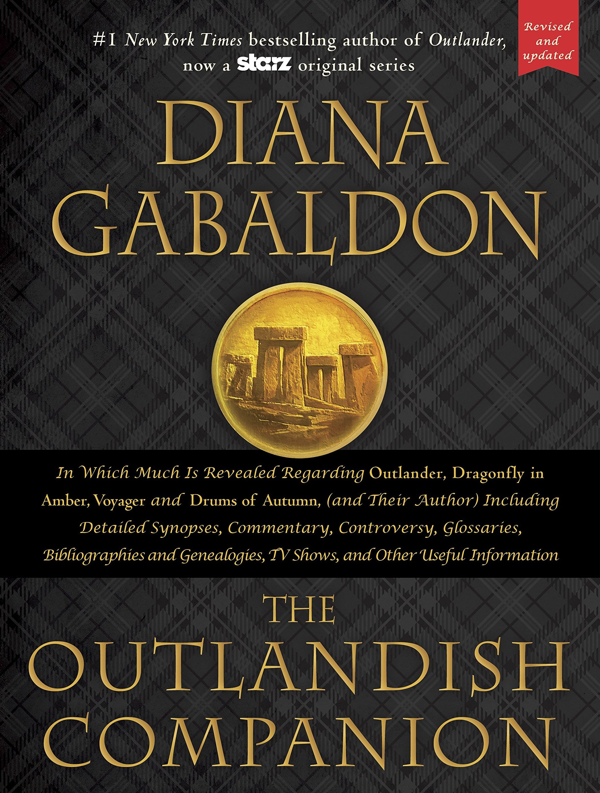 The Outlandish Companion (Revised and Updated): Companion to Outlander, Dragonfly in Amber, Voyager, and Drums of Autumn