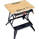BLACK+DECKER WM425 Workmate 425-550 Pound Capacity Portable Work Bench