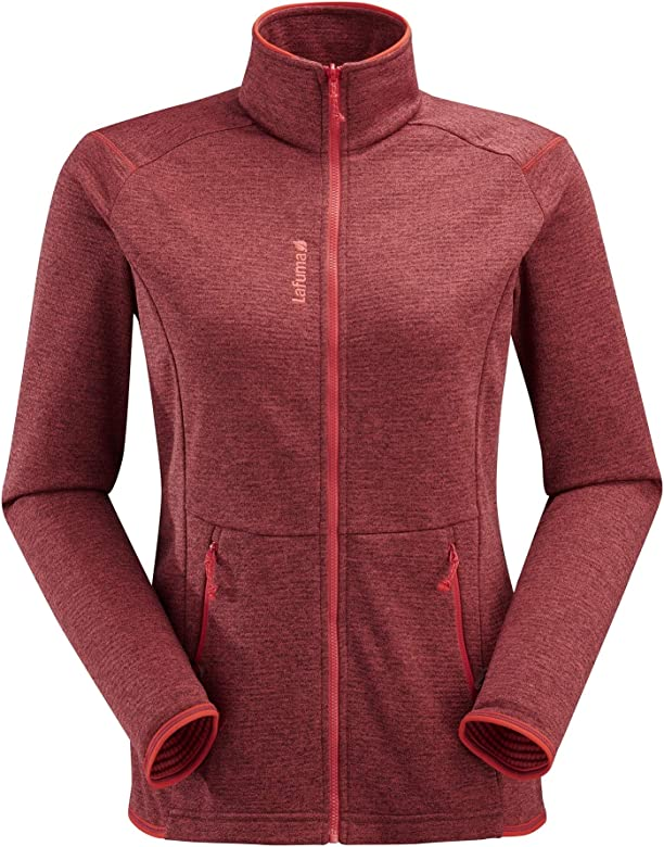 Lafuma - Forro Polar LD Shift F-Zip Rojo Mujer - Mujer ...