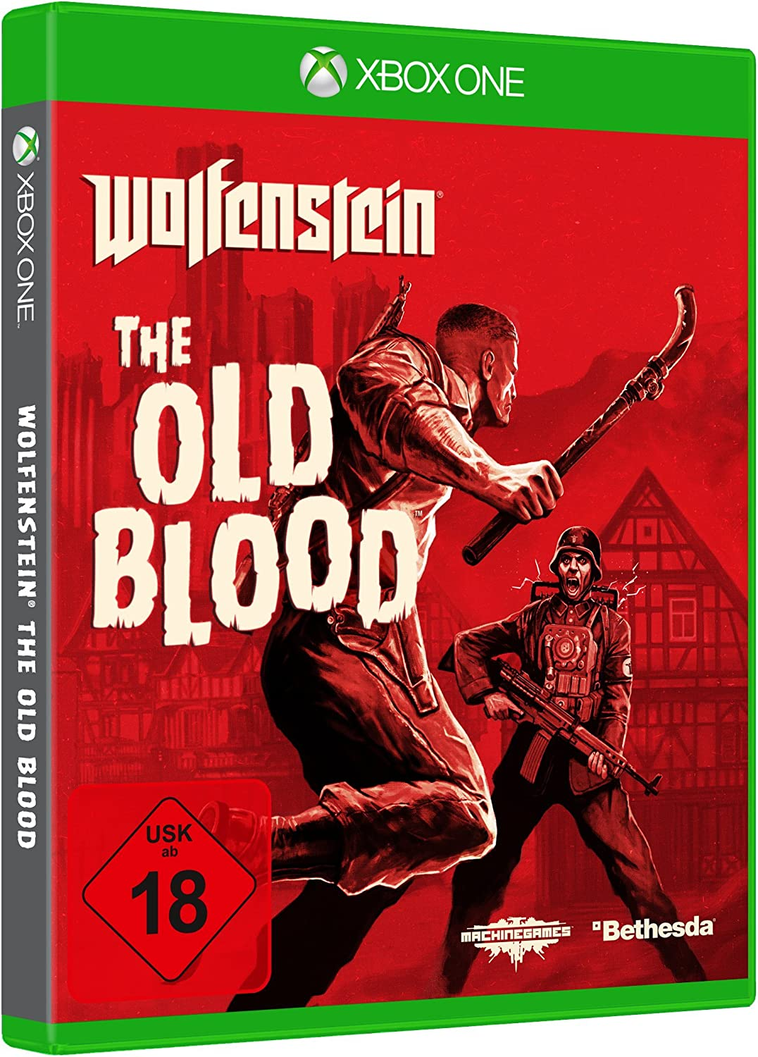 Wolfenstein: The Old Blood - Xbox One [Importación alemana ...