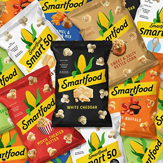 Amazon Com Smartfood Movie Theater Butter Flavored Popcorn 6 25oz Bag Prime Pantry