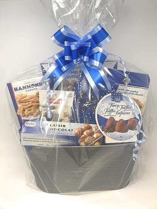 Life Solutions Products LSP – 12 bolsas grandes de celofán de regalo – para embalaje de regalo y fabricación de cesta – 61 x 76 cm de alto – incluye ...