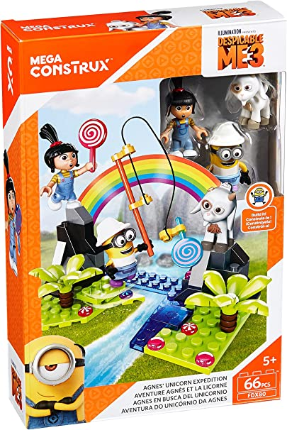 Mattel Toy Fair 2017 Promo Kit Mega Construx