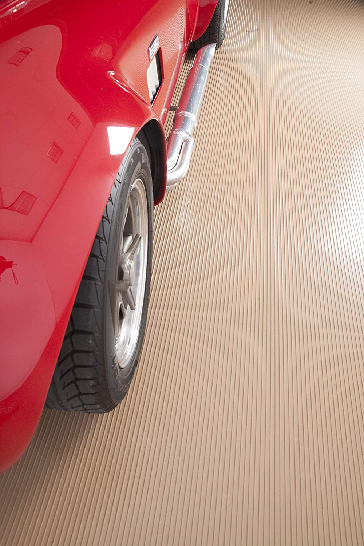 Floor & Parking Mats G-Floor Ribbed 86x24 Garage Floor Mat in ...