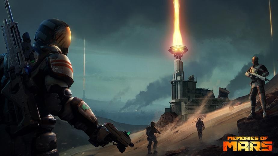 MEMORIES OF MARS [Online Game Code] ()