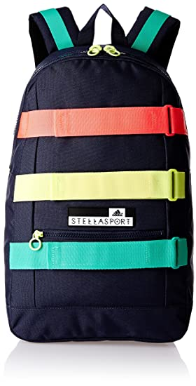 05730d797acfd adidas Stellasport Strap Backpack - Grey  Amazon.co.uk  Sports ...