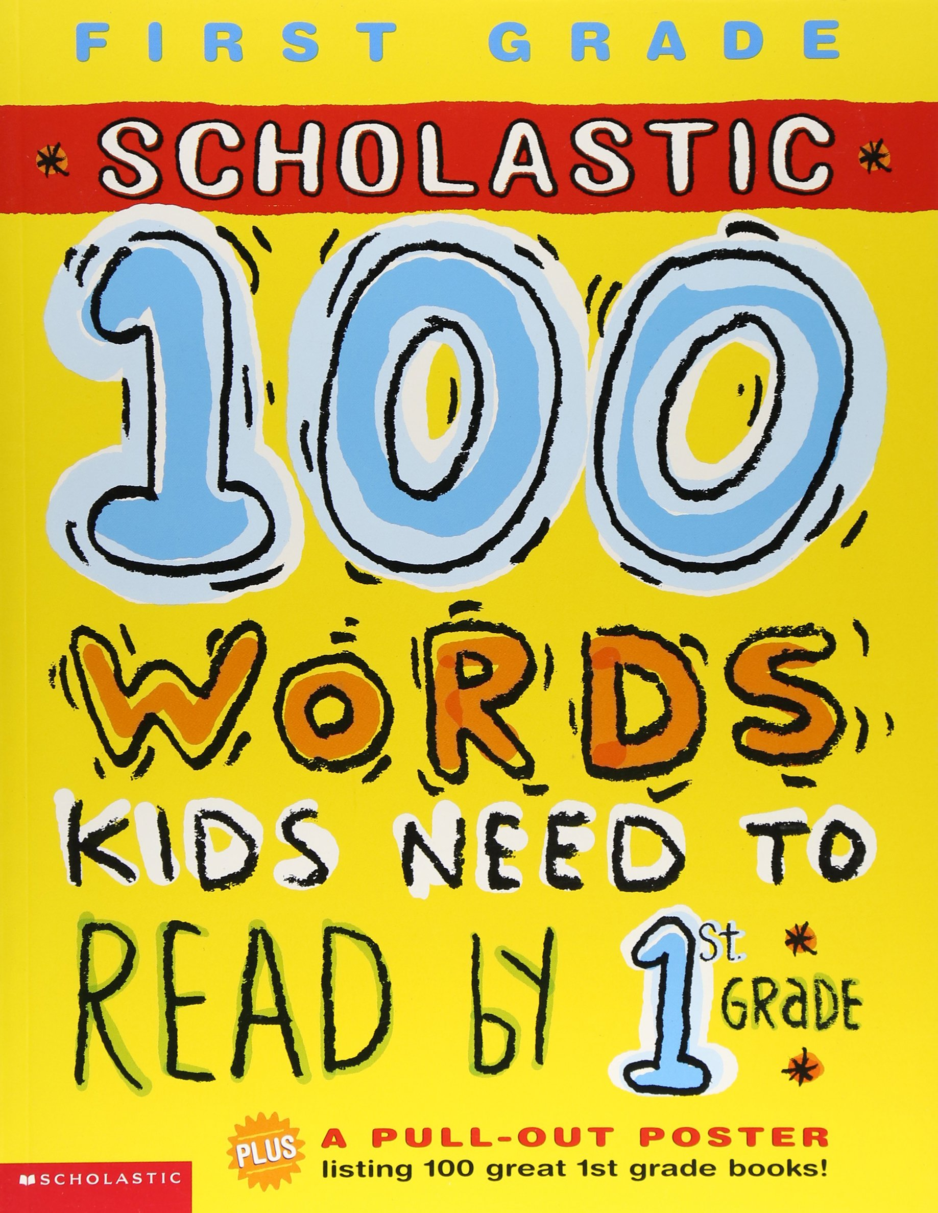 Amazon.com: 100 Words Reading Workbook (100 Words Math Workbook)  (9780439320245): Lisa Traumbauer, Gail Tuchman: Books