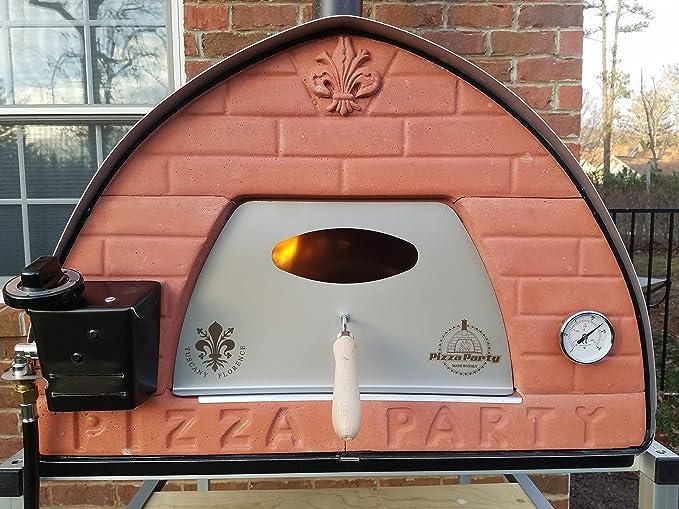 Gas Fired Pizza Horno Passione Pizza Party fácil de Transportar y Listo para Usar, el Arte Moderno de Cocina. prorducer de Apoyo, Asistencia, Consejos y Mejores prácticas para una excelente Uso: Amazon.es: