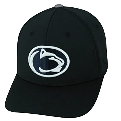 6ac33f9c Amazon.com : Top of the World Penn State Nittany Lions Official NCAA One  Fit Impact Hat 058016 : Sports & Outdoors