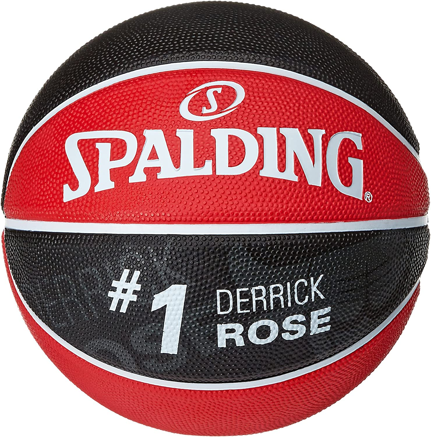 Spalding NBA Player Derrick Rose SZ.7 (83-351Z) Balones de ...