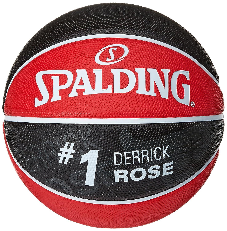Ballon de Basket-Ball SPALDING NBA Player Ball 2016 Derrick Rose