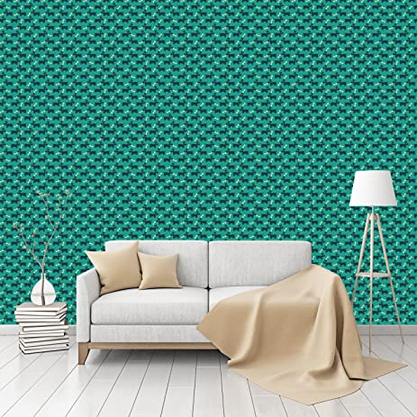 Snoopy The Bone Collector Patterned Peel Stick Smooth Wallpaper By CustomWallpaper