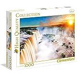 Clementoni - Puzzle de 1000 piezas Waterfall (39385)