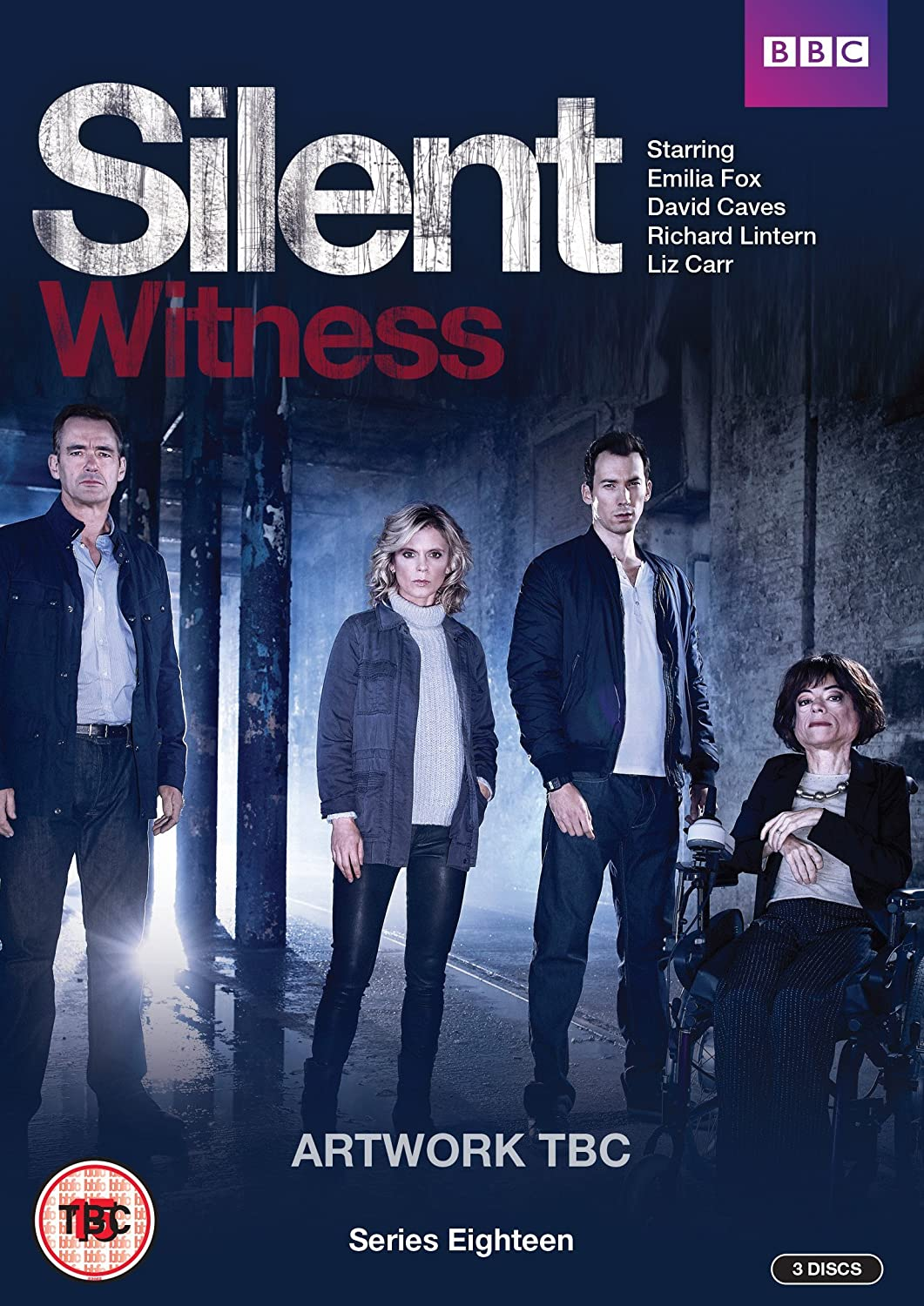 silent witness greater love review
