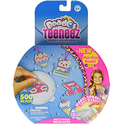 Beados Teeneez Theme Pack - Party Fashion Necklace: Toys & Games
