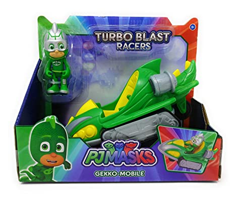 Pj Masks Turbo Blast Racers - GEKK0-MOBILE