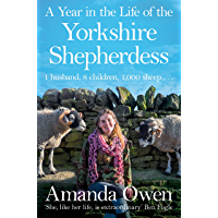 A Year in the Life of the Yorkshire Shepherdess (English Edition)