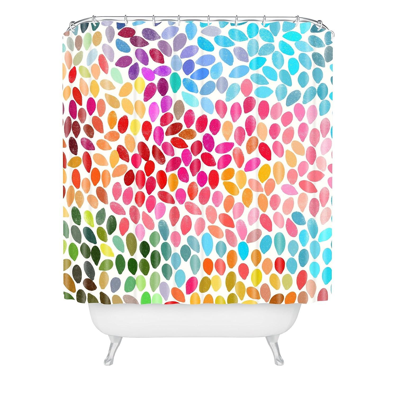 Amazon.com: Deny Designs Garima Dhawan Rain 6 Shower Curtain, 69 ...