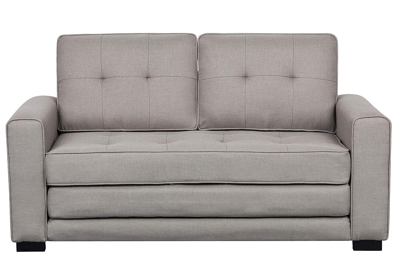 Amazon.com: US Pride Furniture S5333 Daisy - Sofá cama ...